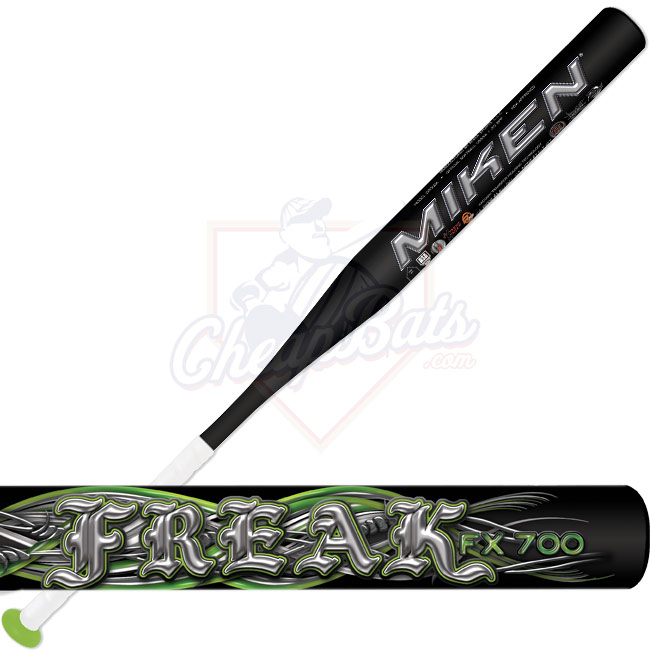 Miken shaved softball Bat