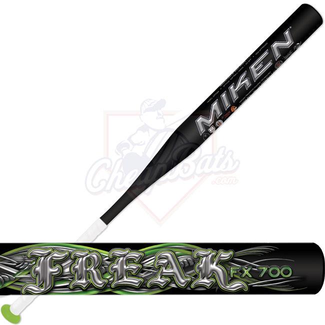 Miken shaved softball Bat