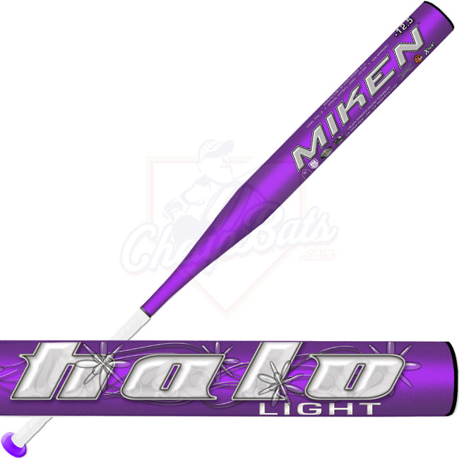 Miken Halo Light Fastpitch Softball Bat FPHL12