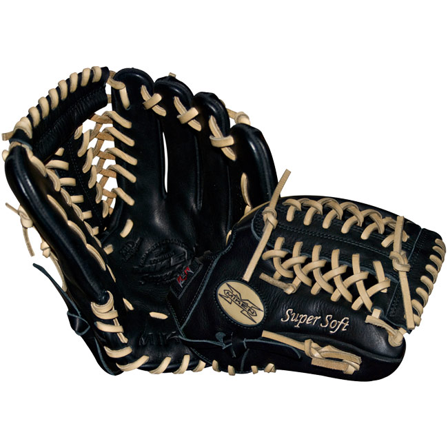"Miken Super Soft Baseball Glove 12"" MS120BB"