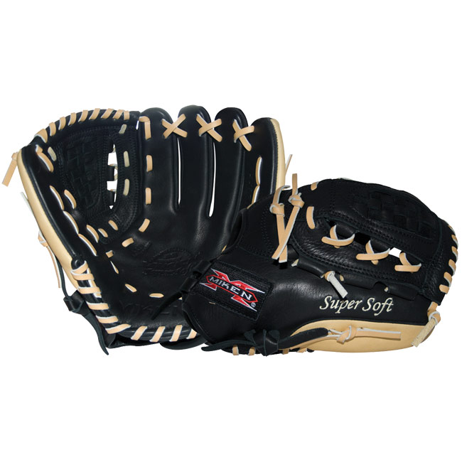 "Miken Super Soft Fastpitch Softball Glove 12"" MS120FP"