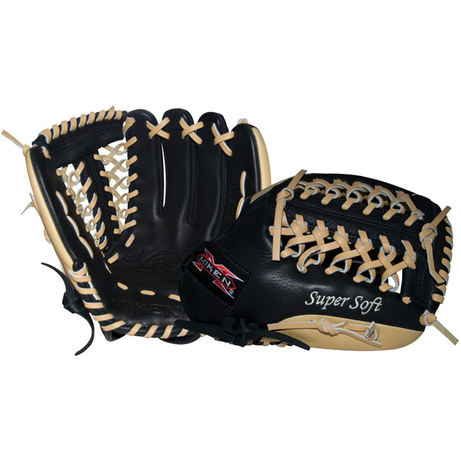 "Miken Super Soft Fastpitch Softball Glove 12.5"" MS125FP"