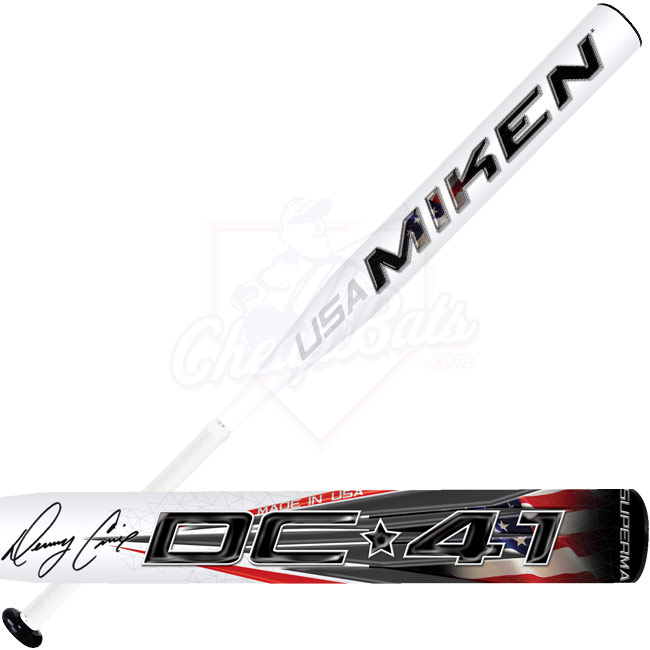 Miken DC-41 Supermax Slowpitch Softball Bat USSSA SDC41U