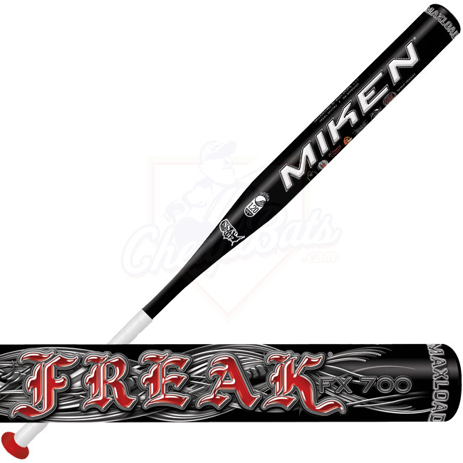 Miken Freak FX 700 Maxload Slowpitch Softball Bat USSSA SFX7MU