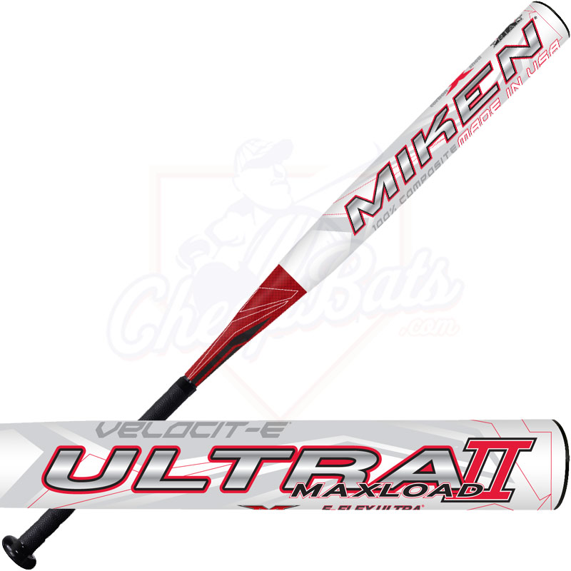 Miken Ultra II Maxload Slowpitch Softball Bat SPU2M