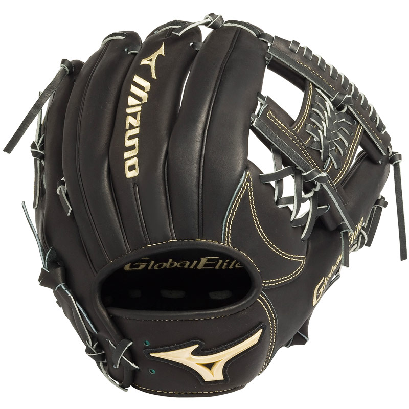"Mizuno Global Elite VOP Baseball Glove 11.75"" GGE52VBK"
