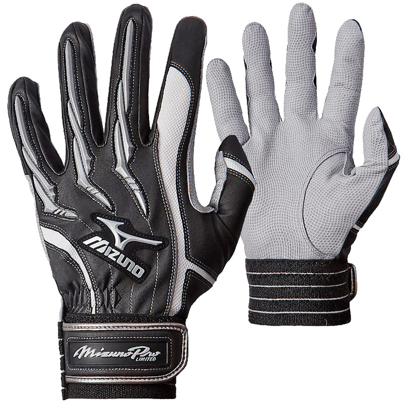 Mizuno Pro Limited Batting Glove (Pair) 330261
