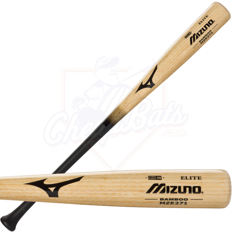 Mizuno Bamboo Elite BBCOR Baseball Bat MZE271
