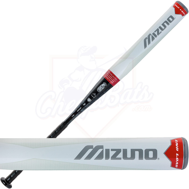 2014 Mizuno Whiteout Fastpitch Softball Bat -10oz