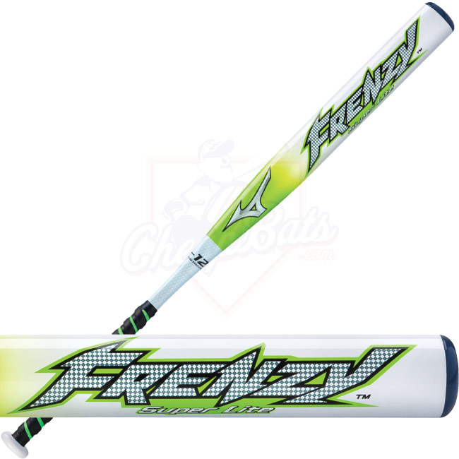 Mizuno Frenzy Super Lite Fastpitch Softball Bat -12oz