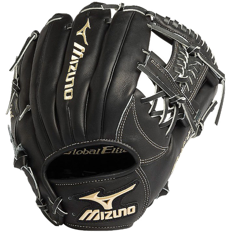 "Mizuno Global Elite VOP Baseball Glove 11.75"" GGE50VBK"