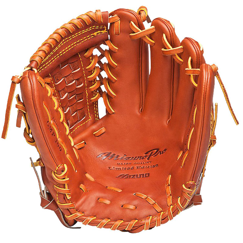 "Mizuno Pro Limited Edition Baseball Glove 12"" GMP100"