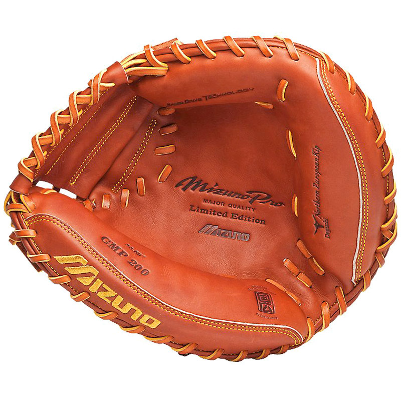 "Mizuno Pro Limited Edition Catchers Mitt 33.5"" GMP200"