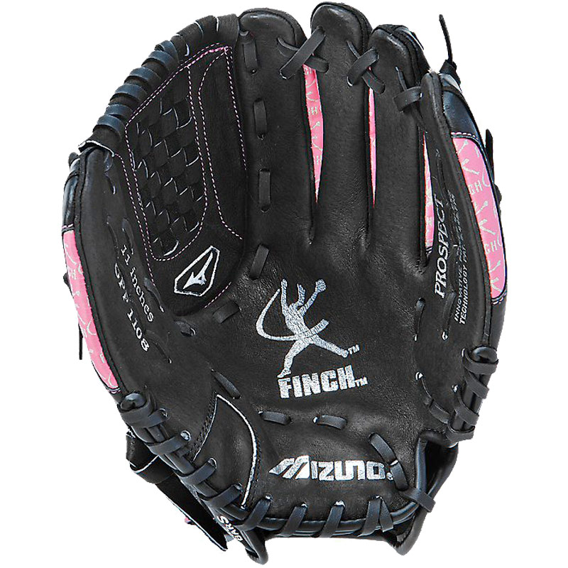 "CLOSEOUT Mizuno Prospect Fastpitch Series Youth Softball Glove 11"" GPP1108"