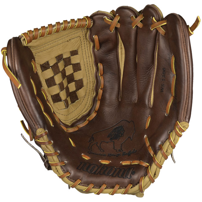 "Nokona Buffalo Combo Fastpitch Softball Glove 13"" BCF-1300C"