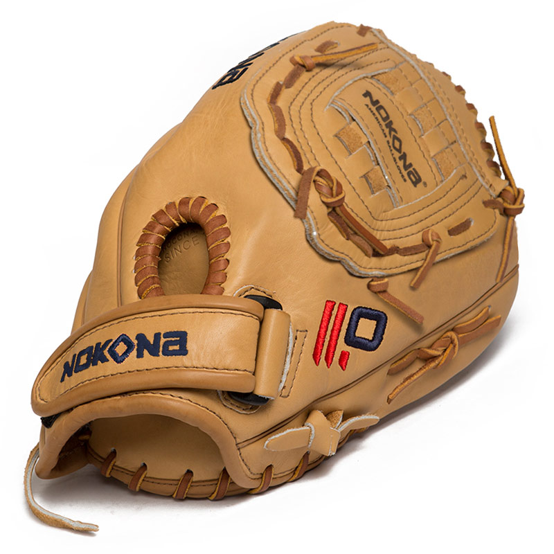 "Nokona Legend Pro Fastpitch Softball Glove 12.5"" L-V1250"