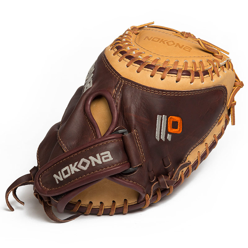 "Nokona Alpha Select Fastpitch Catchers Mitt 32.5"" SV2"