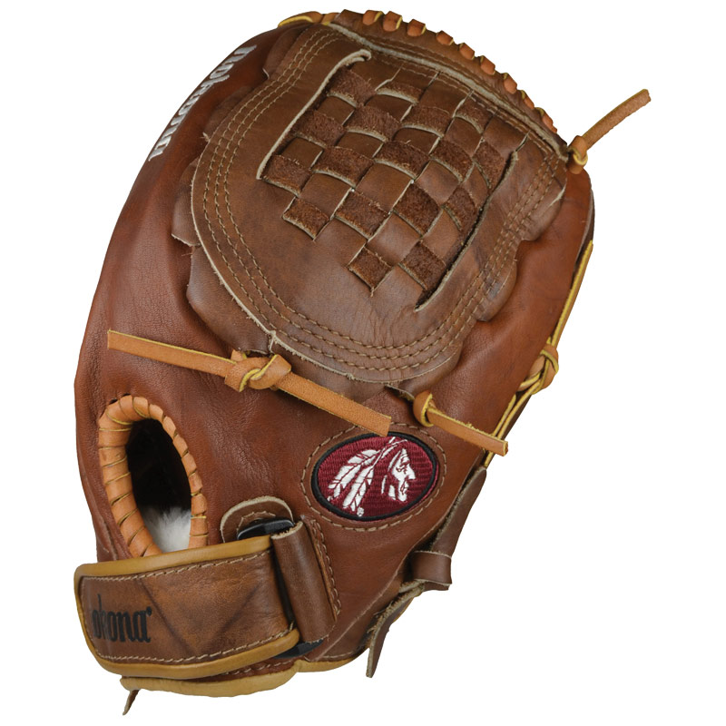 Nokona BKF-1200 Buckaroo Fastpitch Softball Glove 12""