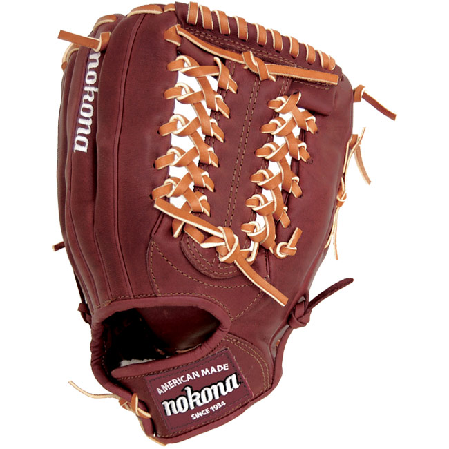 Nokona Bloodline Pro Elite Baseball Glove BL-1275M 12.75""