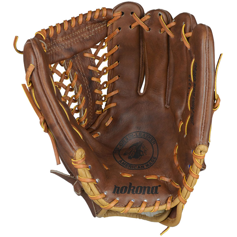 CLOSEOUT Nokona Walnut Baseball Glove WB-1275 12.75""