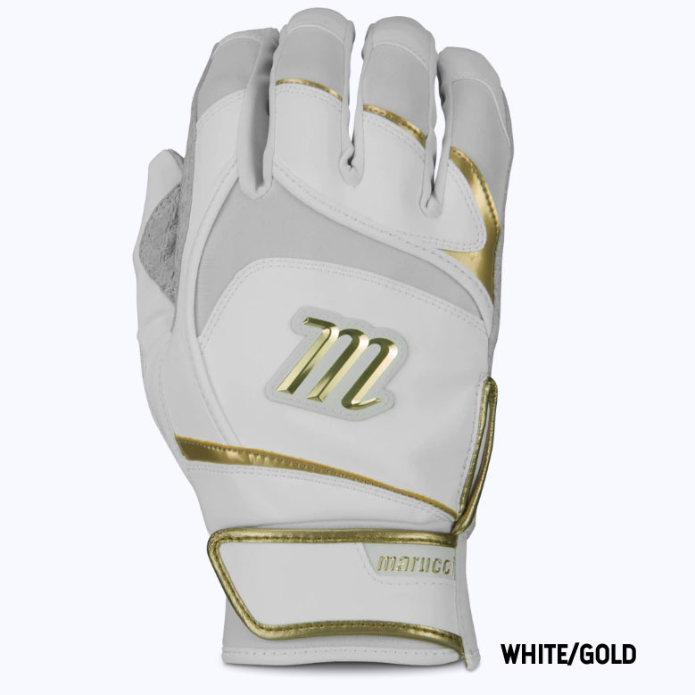 Marucci Signature Pittards Batting Gloves (Adult Pair) MBGSGNP