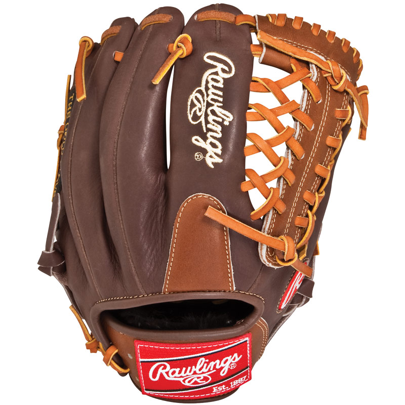 CLOSEOUT Rawlings Gold Glove Legend Series Baseball Glove ...