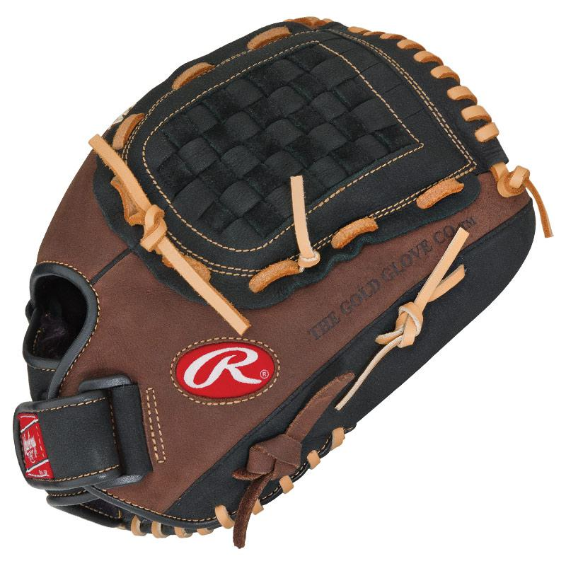 "Rawlings Player Preferred Baseball-Softball Glove 12.5"" P125"