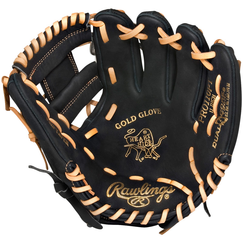 "Rawlings Heart of the Hide Pro Taper Baseball Glove 11"" PRO110PT"