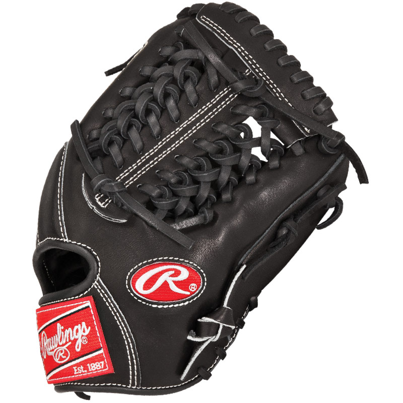 "Rawlings Heart of the Hide Baseball Glove 11.75"" PRO1175-4JB"