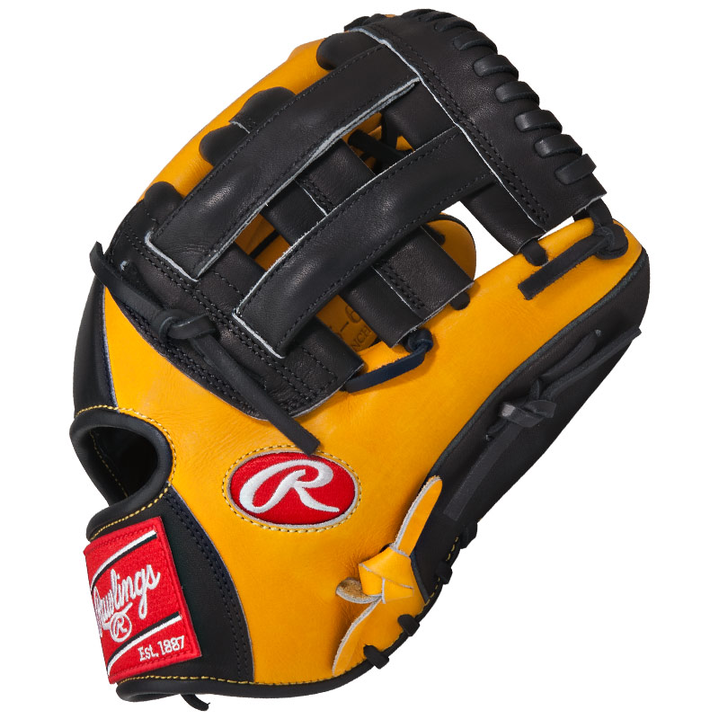 "Rawlings Heart of the Hide Players Baseball Glove 11.75"" PRO1175-6GTB"