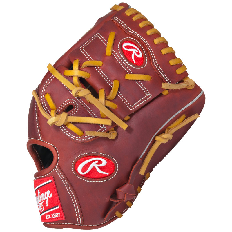 "Rawlings Heart of the Hide Players Baseball Glove 11.75"" PRO1175-9P"
