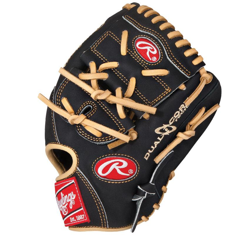 "Rawlings Heart of the Hide Dual Core Baseball Glove 11.75"" PRO1175DCB"