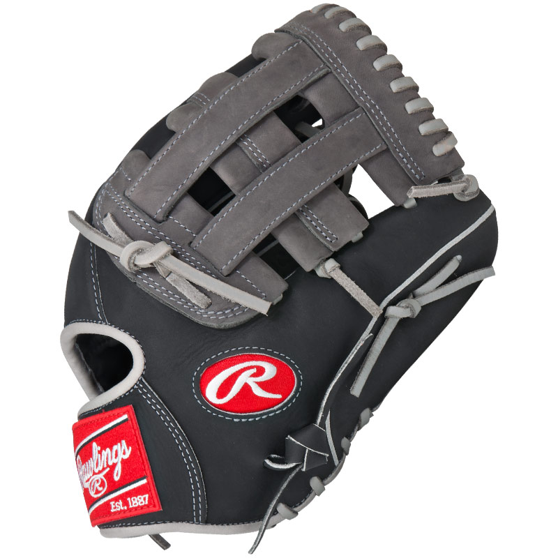 "Rawlings Heart of the Hide Dual Core Baseball Glove 11.75"" PRO1176DCBG"