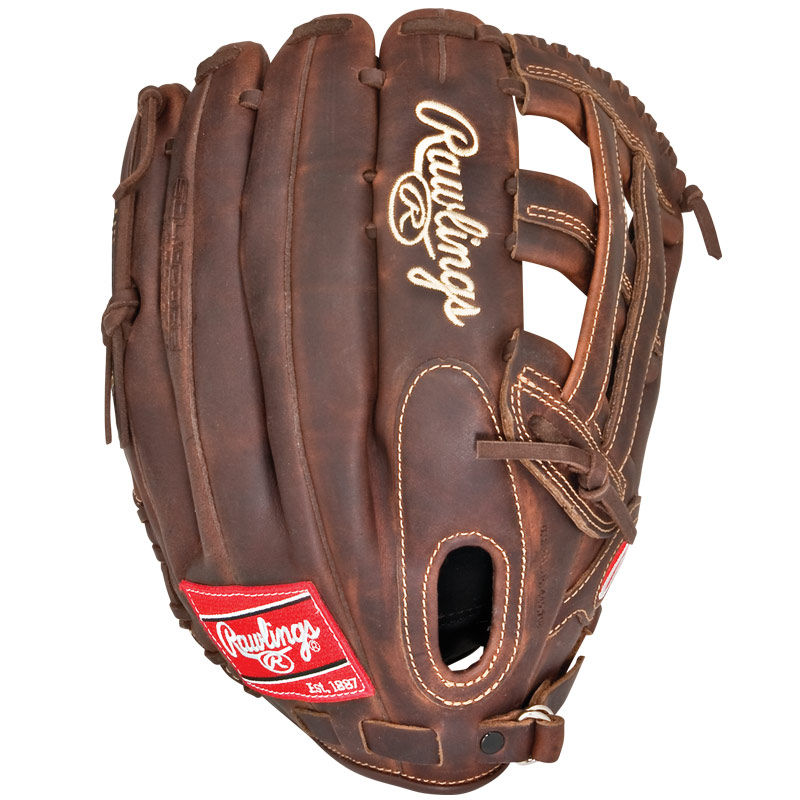 "Rawlings Heart of the Hide Solid Core Baseball Glove 12.75"" PRO127HSC"