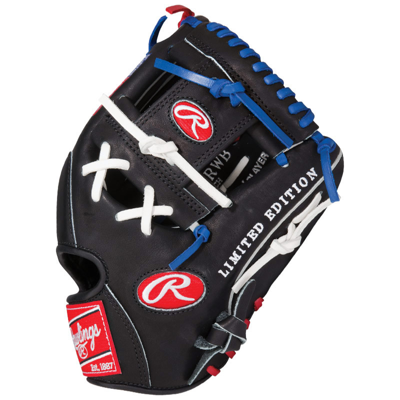 "Rawlings Heart of the Hide USA Baseball Glove 11.5"" PRO200RWB"