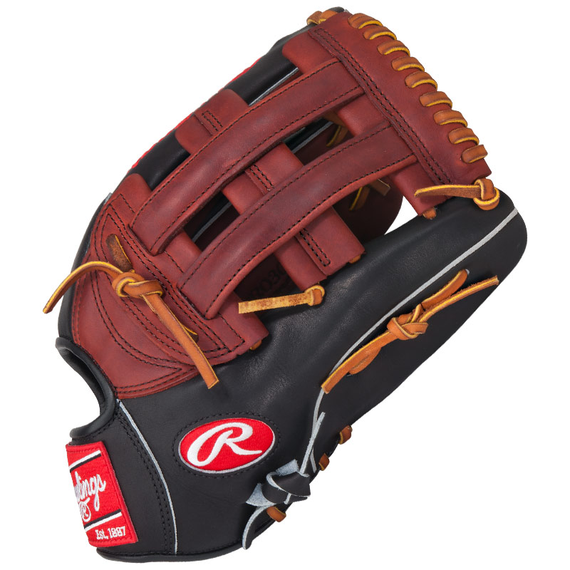 "Rawlings Heart of the Hide Players Baseball Glove 12.75"" PRO303BH"