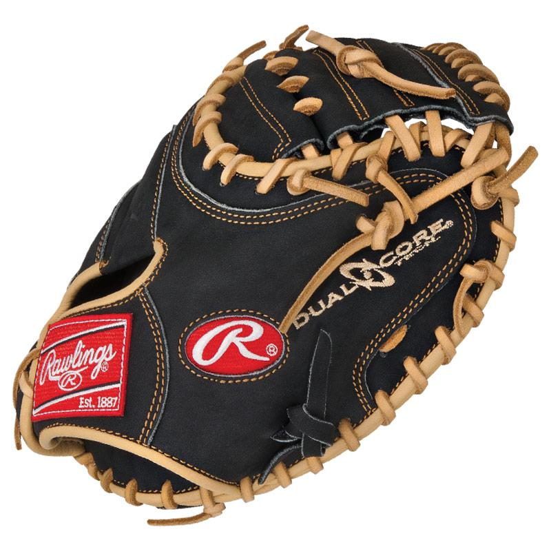 "Rawlings Heart of the Hide Dual Core Catchers Mitt 33"" PROCM33DCB"