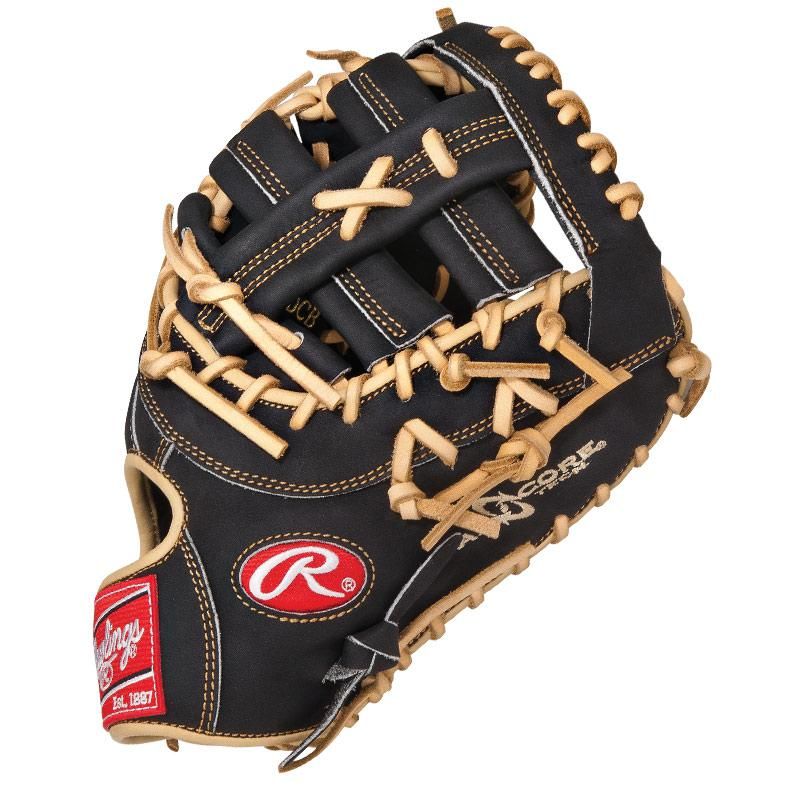 "Rawlings Heart of the Hide Dual Core First Base Mitt 13"" PRODCTDCB"
