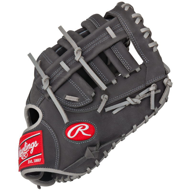 "Rawlings Heart of the Hide Dual Core First Base Mitt Baseball Glove 12.5"" PROFM18DCG"