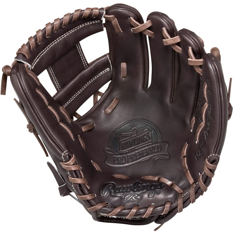 "Rawlings Mocha Pro Preferred Series Baseball Glove 11.5"" PROS200-2MO"