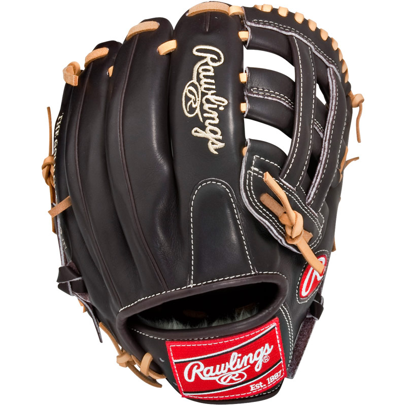 "Rawlings Mocha Pro Preferred Series Baseball Glove 11.25"" PROS200-6MO"
