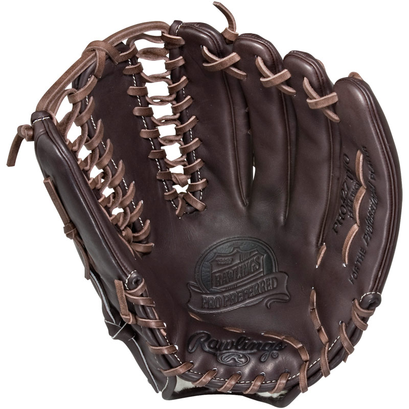 "Rawlings Mocha Pro Preferred Series Baseball Glove 12.75"" PROS27TMO"