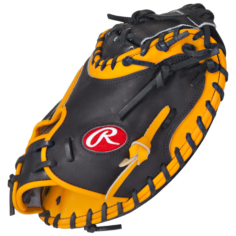 "Rawlings Heart of the Hide Players Catchers Mitt Baseball Glove 32.5"" PROSP13GTB"