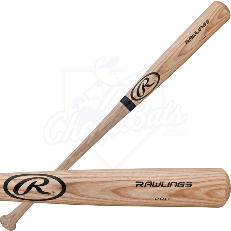 Rawlings Adirondack Natural Ash Wood Baseball Bat R232AN