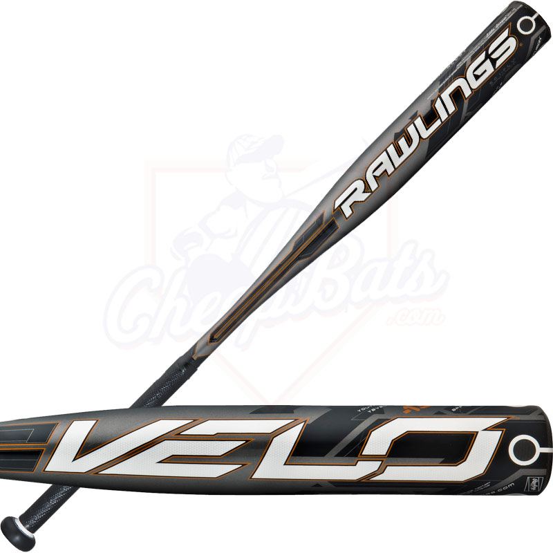 2013 Rawlings Velo Youth Baseball Bat -13oz. YBVELO