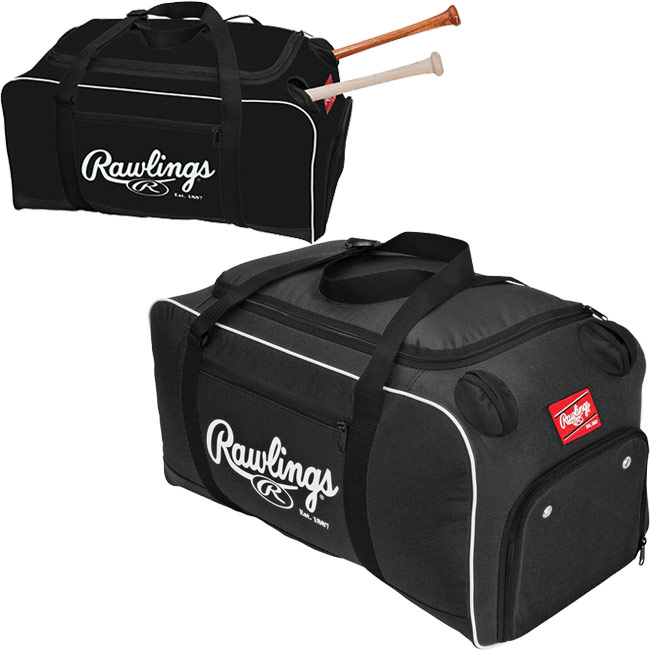 Rawlings Covert Baseball or Softball Bat Duffel Bag - COVERT