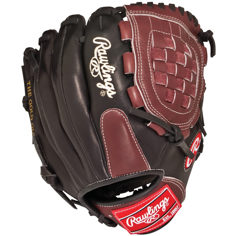 "Rawlings Gold Glove Pro Taper Baseball Glove 10.75"" GG1073G"