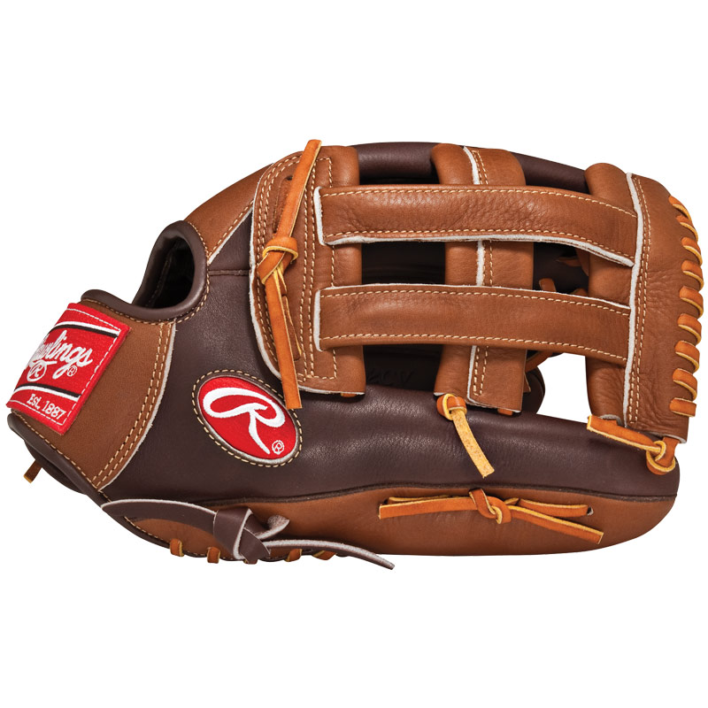 "CLOSEOUT Rawlings Gold Glove Legend Series Baseball Glove 12.75"" GGL302CV"