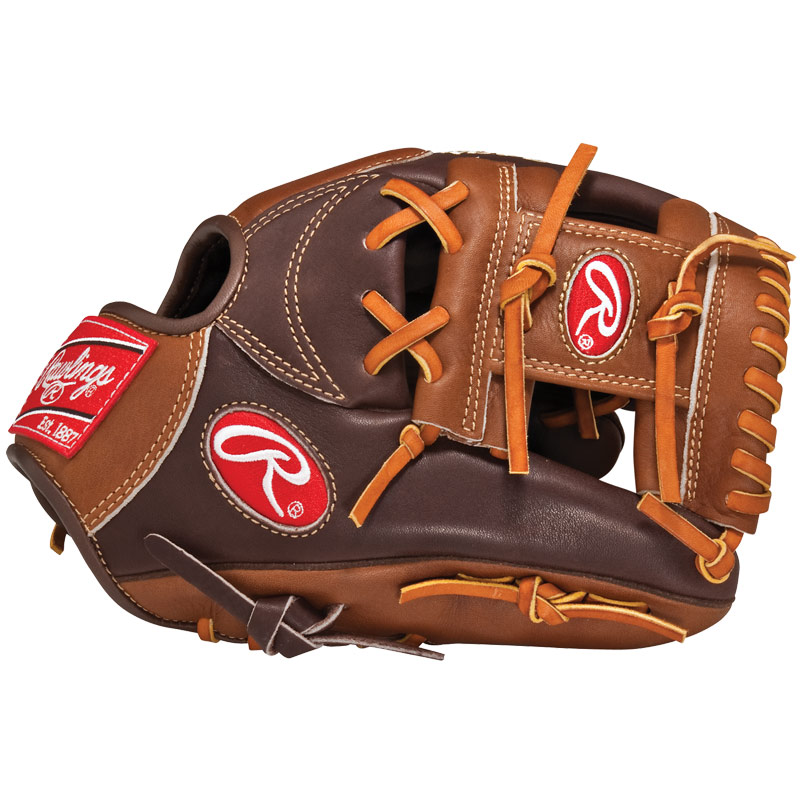 "Rawlings Gold Glove Legend Series Baseball Glove 11.25"" GGL88"