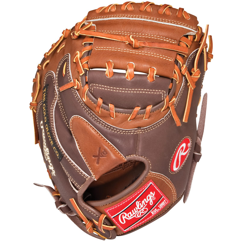 "Rawlings Gold Glove Legend Series Catchers Mitt 33"" GGLCM33"